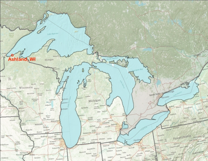 Great Lakes Ashland WI