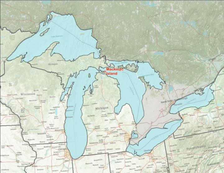 Great Lakes Image Mackinac